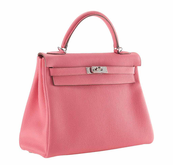 hermes kelly 32 rose lipstick new front side