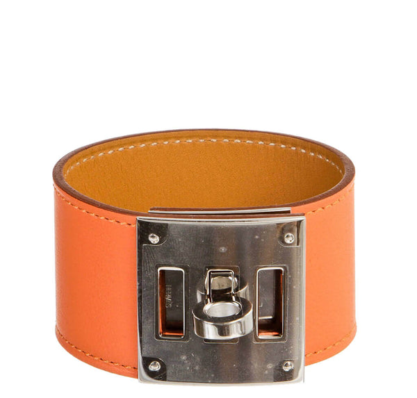 Hermes Kelly Dog Bracelet Mangue Swift