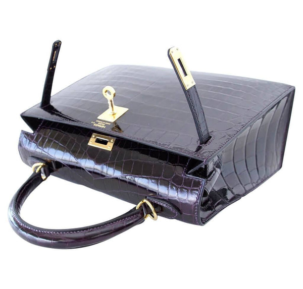 hermes kelly sellier 25 prunoir new top