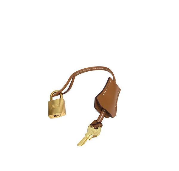Hermes Kelly Sellier Gold Used Lock