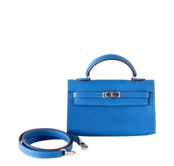 Hermes Tiny Kelly Mykonos Special Order - Limited Edition new front