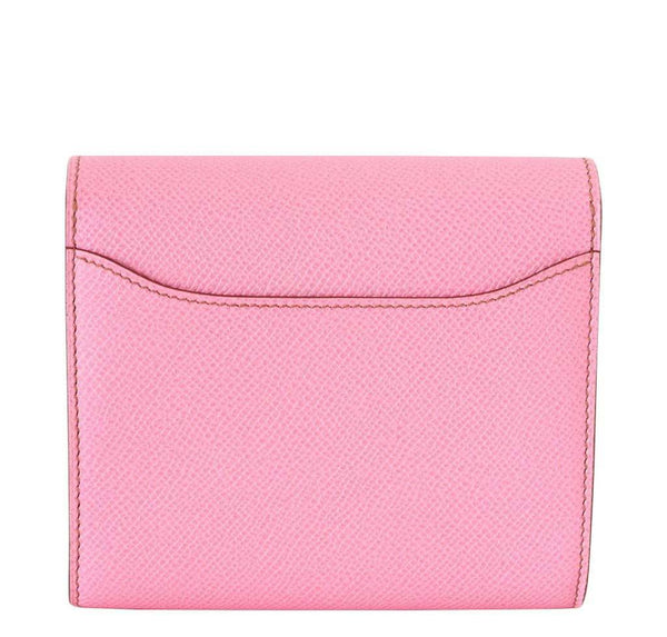 hermes constance 5P pink new back