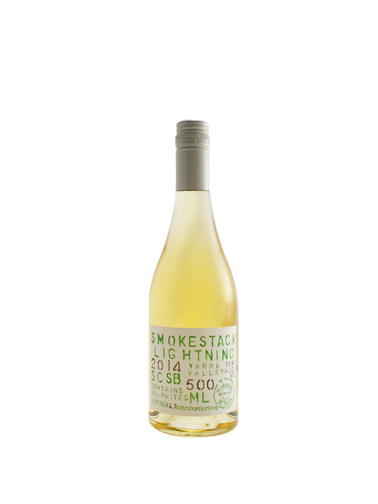 Arfion Smokestack Lightning SB | Sauvignon Blanc 2015 | Yarra Valley VIC 500ml.