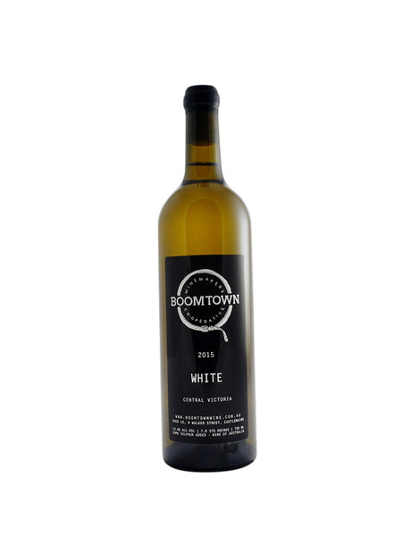 BOOMtown White | White Blend 2015 | Central Victoria