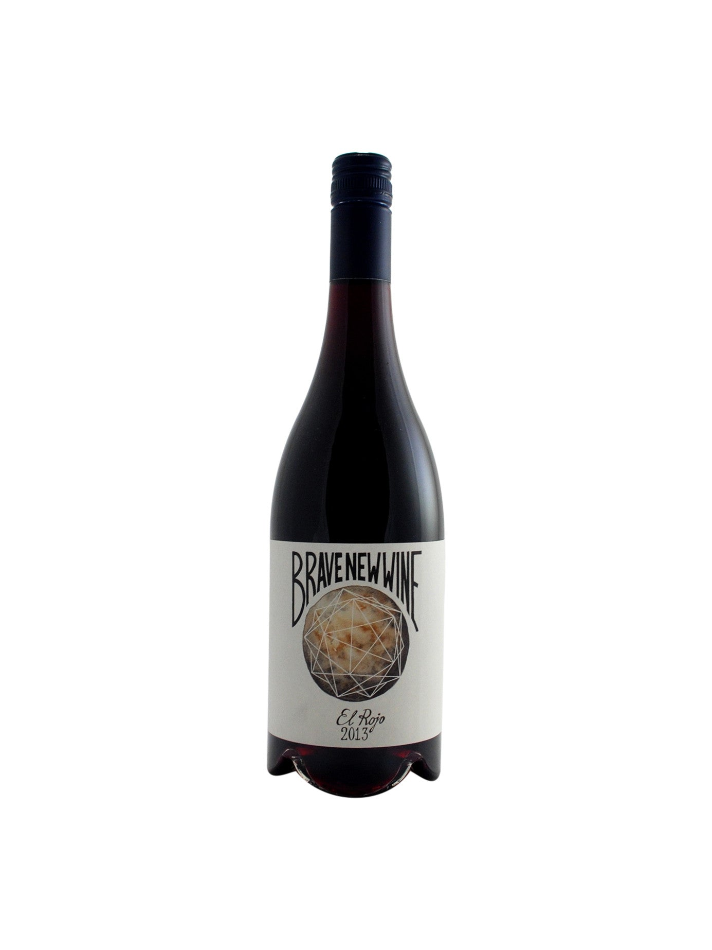 Brave New Wine 'El Rojo' | Tempranillo Graciano Shiraz 2013 | Mt Barker WA