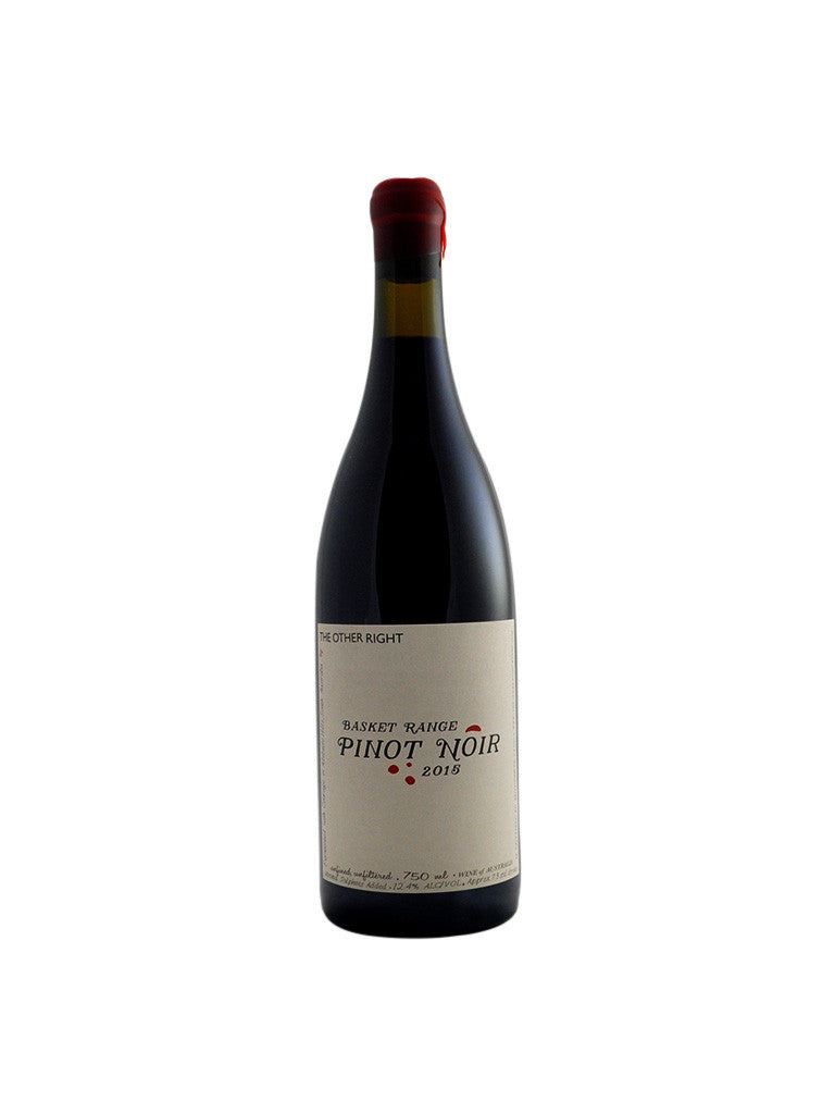 The Other Right | Pinot Noir 2015 | Adelaide Hills SA
