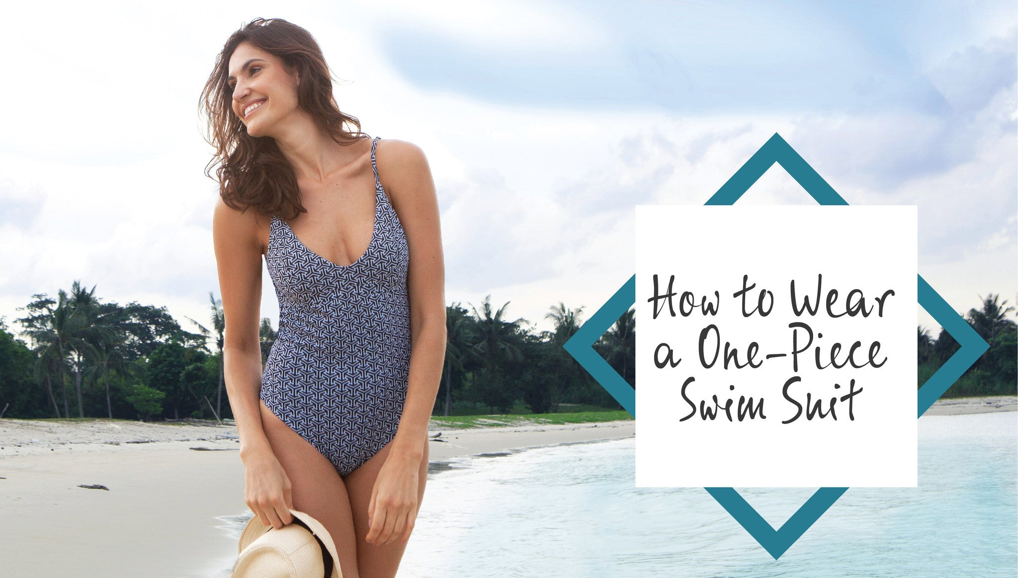 How to Wear a One Piece Suit