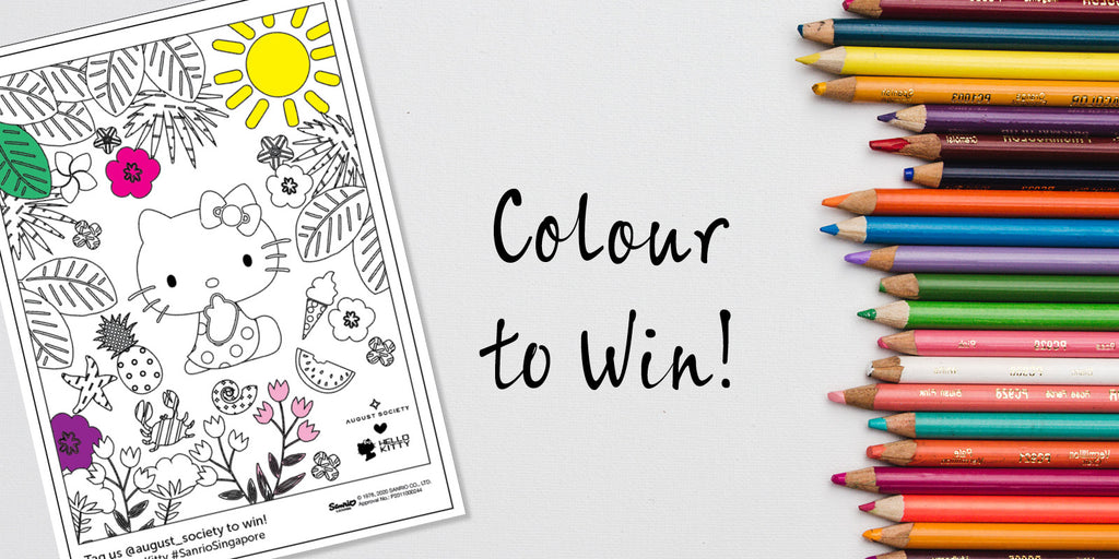 Colour to win