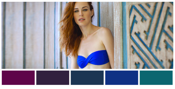 How to pick the right swimsuit colour for your skin tone