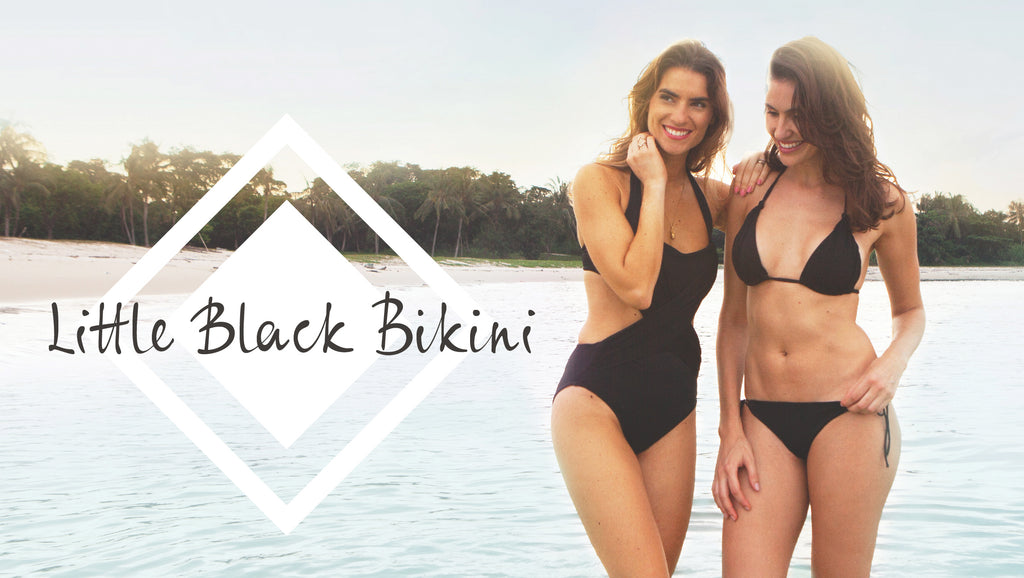 10 Reasons Why Every Girl Needs a Little Black Bikini