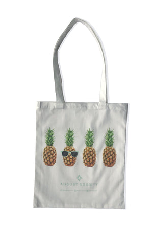 Organic Cotton Tote Bag (multiple designs)