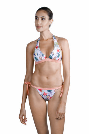 Repulse Bay Halter - Tropicana / Circular