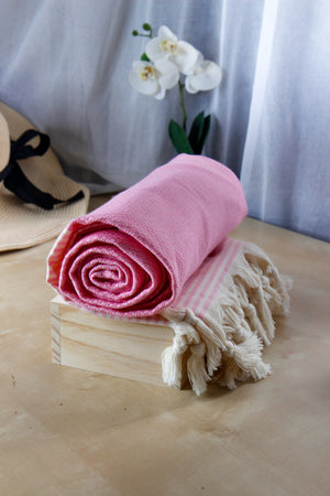 Turkish Towel - Honeycomb