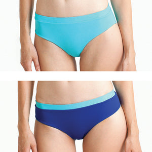 Boracay Hipster - Reversible Aquamarine / Cobalt - August Society  - 1