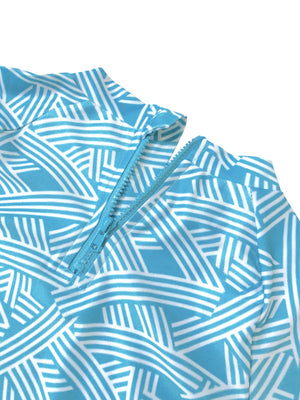 Waikiki Kid's Rash Guard