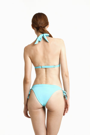 Jimbaran Halter - Aquamarine - August Society  - 4