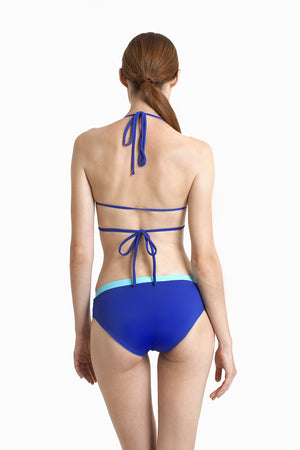 Boracay Hipster - Reversible Aquamarine / Cobalt - August Society  - 6