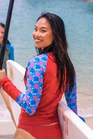 Kauai Rash Guard