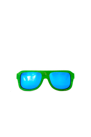 Kids Bamboo Sunglasses