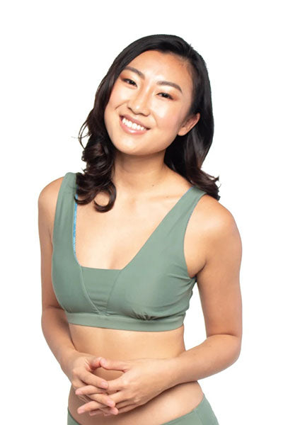 Pulau Crop Top - Reversible