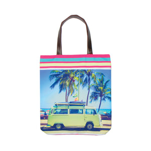 Vagabond Beach Tote - VW (Limited Edition) - August Society  - 1
