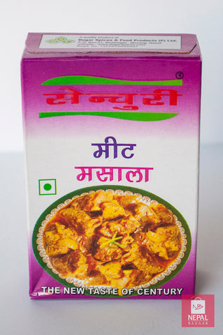 Century Meat Masala Made in Nepal