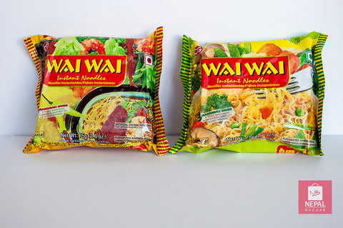 Wai Wai Noodles - Pack of 30