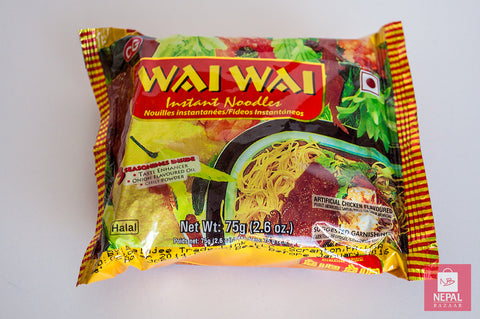 Wai Wai Noodles - Box of 30