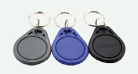 ID Tag S50 Mifare 1K Grey (For Hotel Locks)