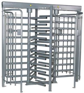 TITAN Double Full Height Turnstile