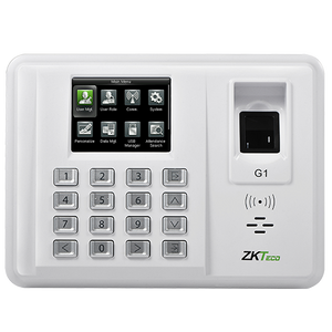 G1 Fingerprint Time & Attendance Terminal