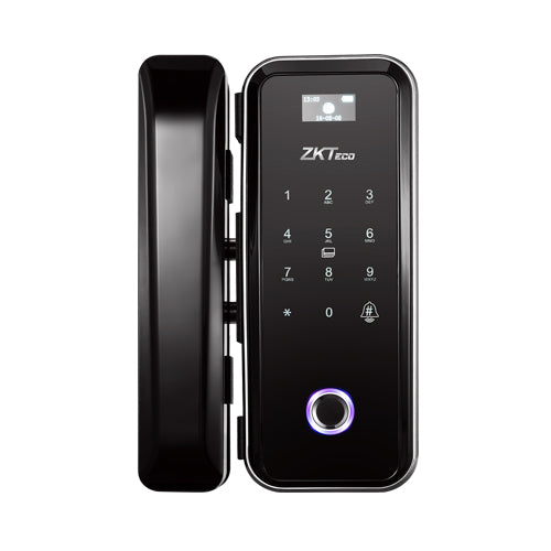 GL300 Standalone Fingerprint Glass Door Lock