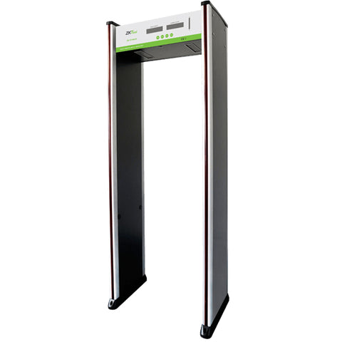 ZKTeco D1065S 6 Zone Security Walk Through Metal Detector