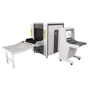 ZKTeco ZKX6550A Single Energy X-ray Inspection System