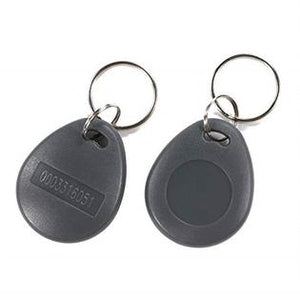 Proximity Secure Key Ring Tag - Pack of 10