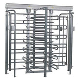 TRIUMPH Double Full Height Industrial Turnstile