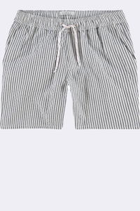 The Good People - Beach - SUMMER SHORT NAVY WHITE