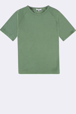 The Good People  S/S SWEAT - Army Green