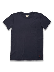 Sagi Shortsleeve T-Shirt Dark Navy