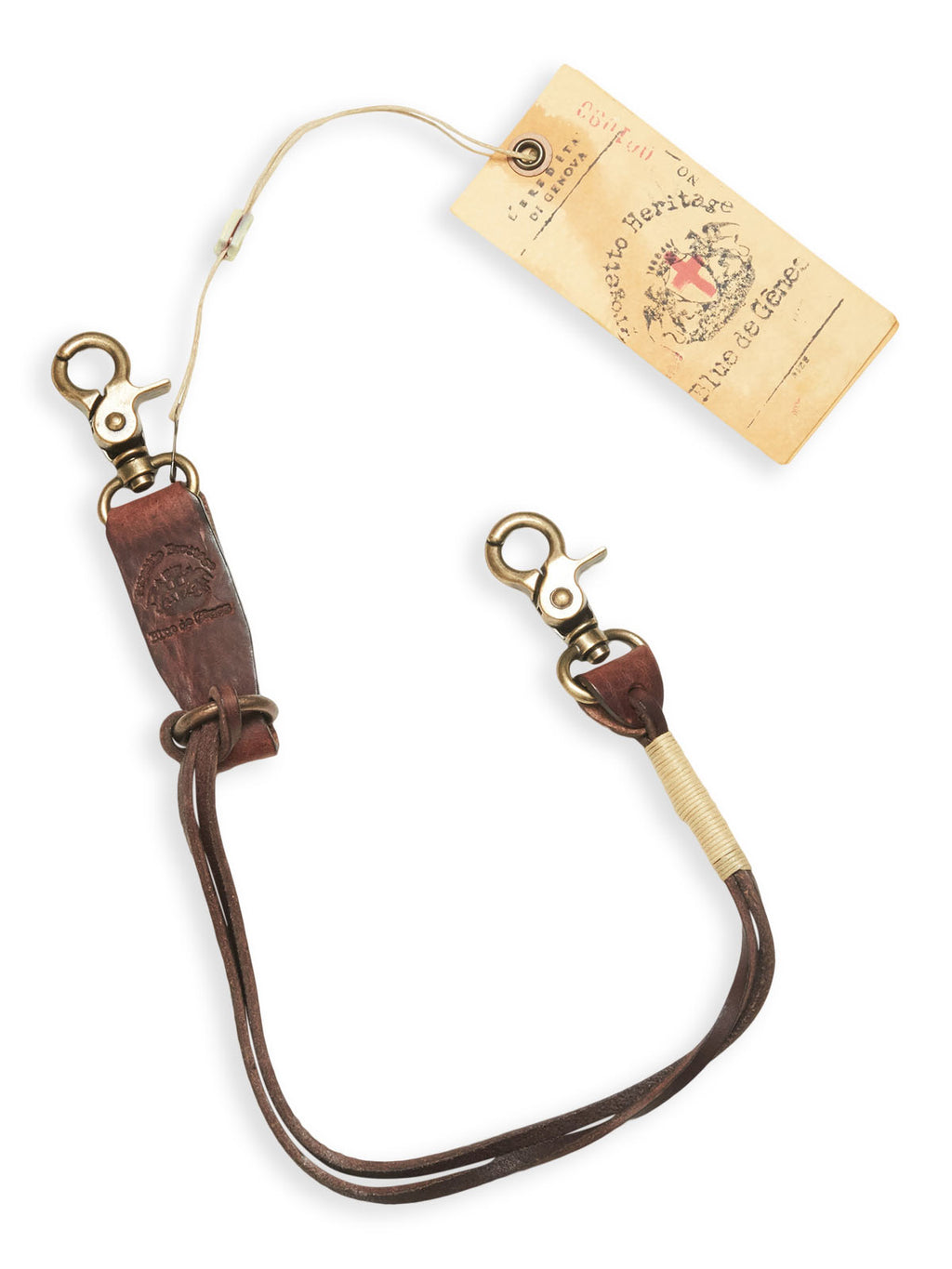 Savino Key Hanger - Brown
