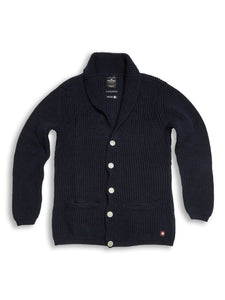 Neirone Cardigan Navy