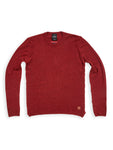 Tondo Knit - Lava Red