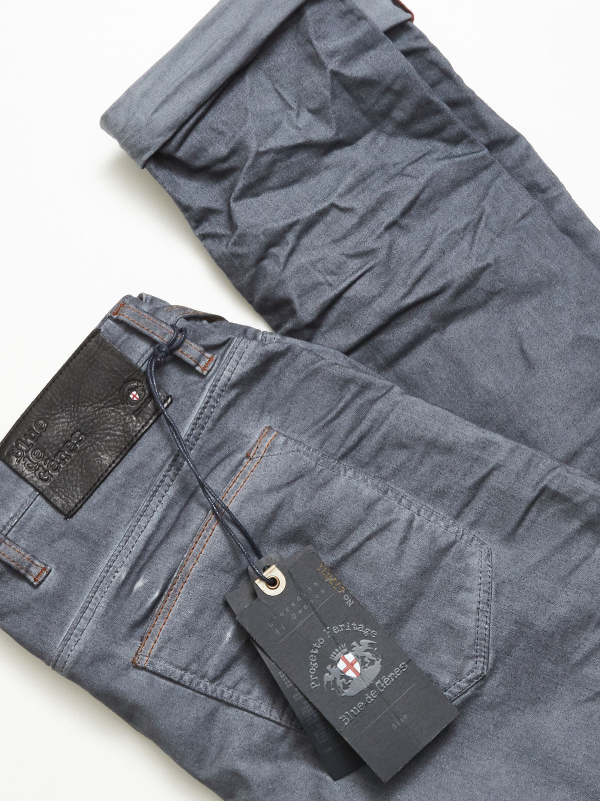Repi Oil Pants Fungi Grey