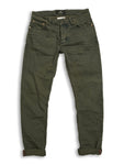Vinci Colon Jeans - Forest Green