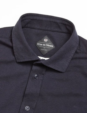 Miguel Maglie Shirt  Navy