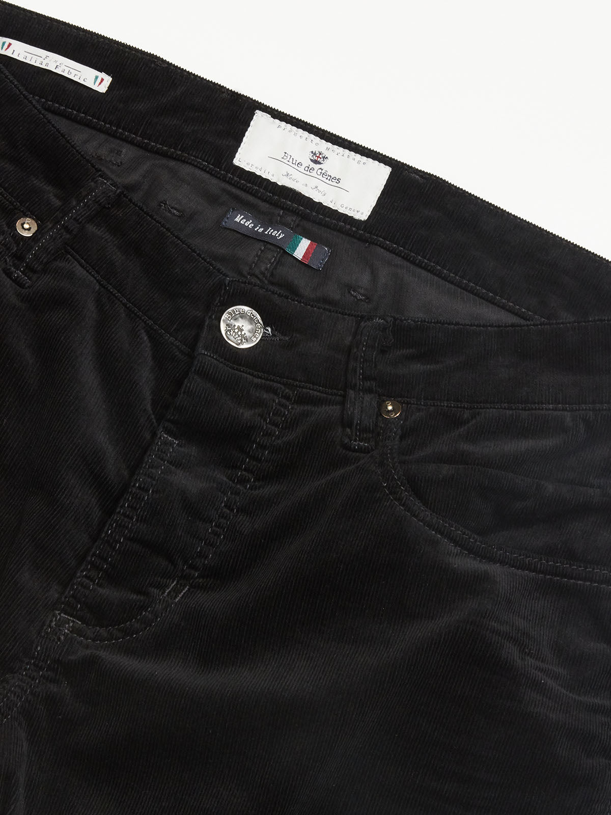 Vinci Zoldo Trousers - Black