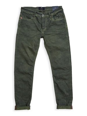 Repi Super Oil Trousers - Green