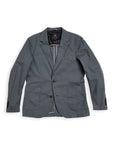 Leopardi Spin Blazer - Pale Grey