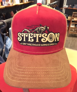 Stetson Trucker Cap On the Road