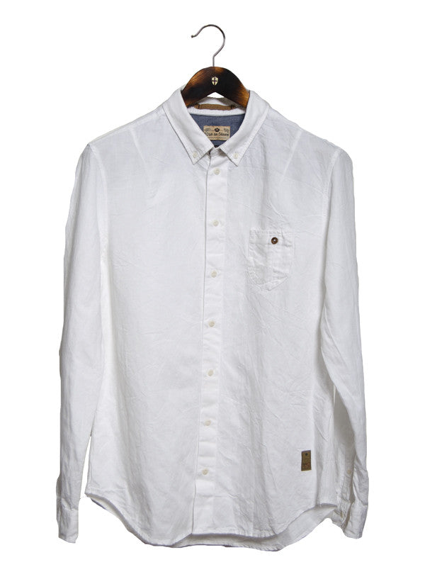 Bacco Tribano White Shirt
